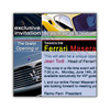 Maserati / Ferarri Dealership invitation