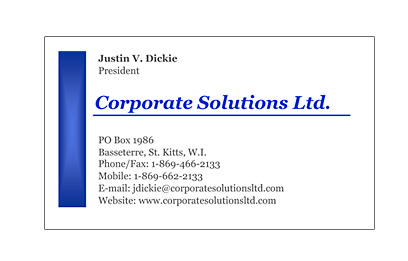 corporate solutions ltd